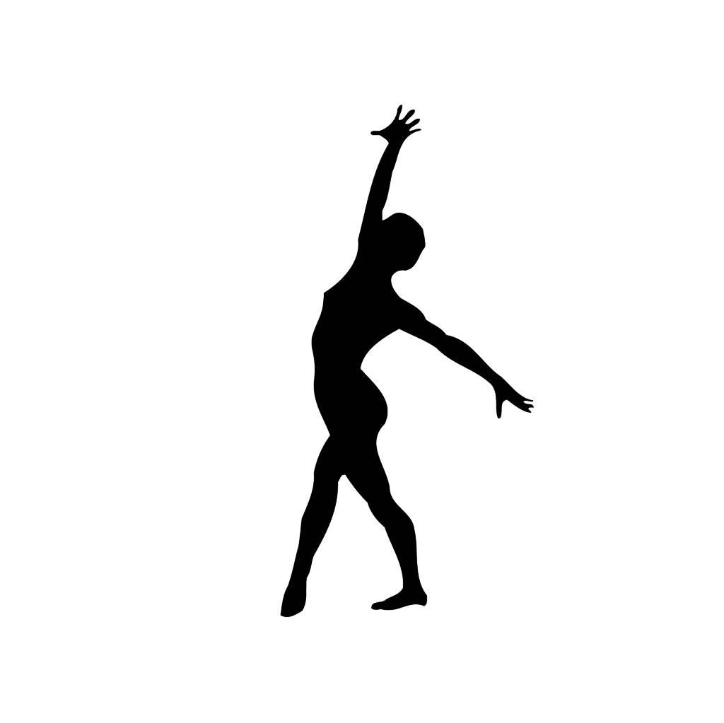 Vinilo decorativo: El ballet