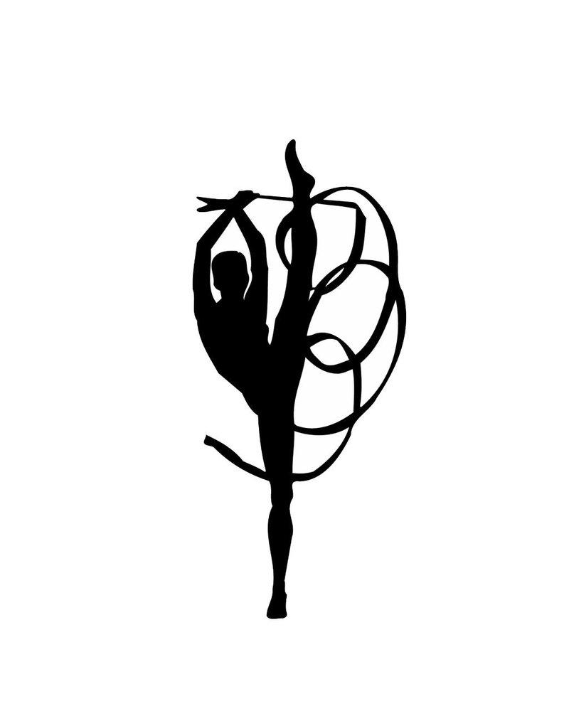Vinilo decorativo: El ballet 1