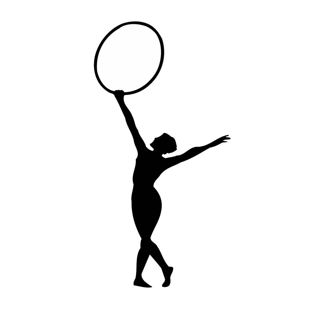 Vinilo decorativo: El ballet 2