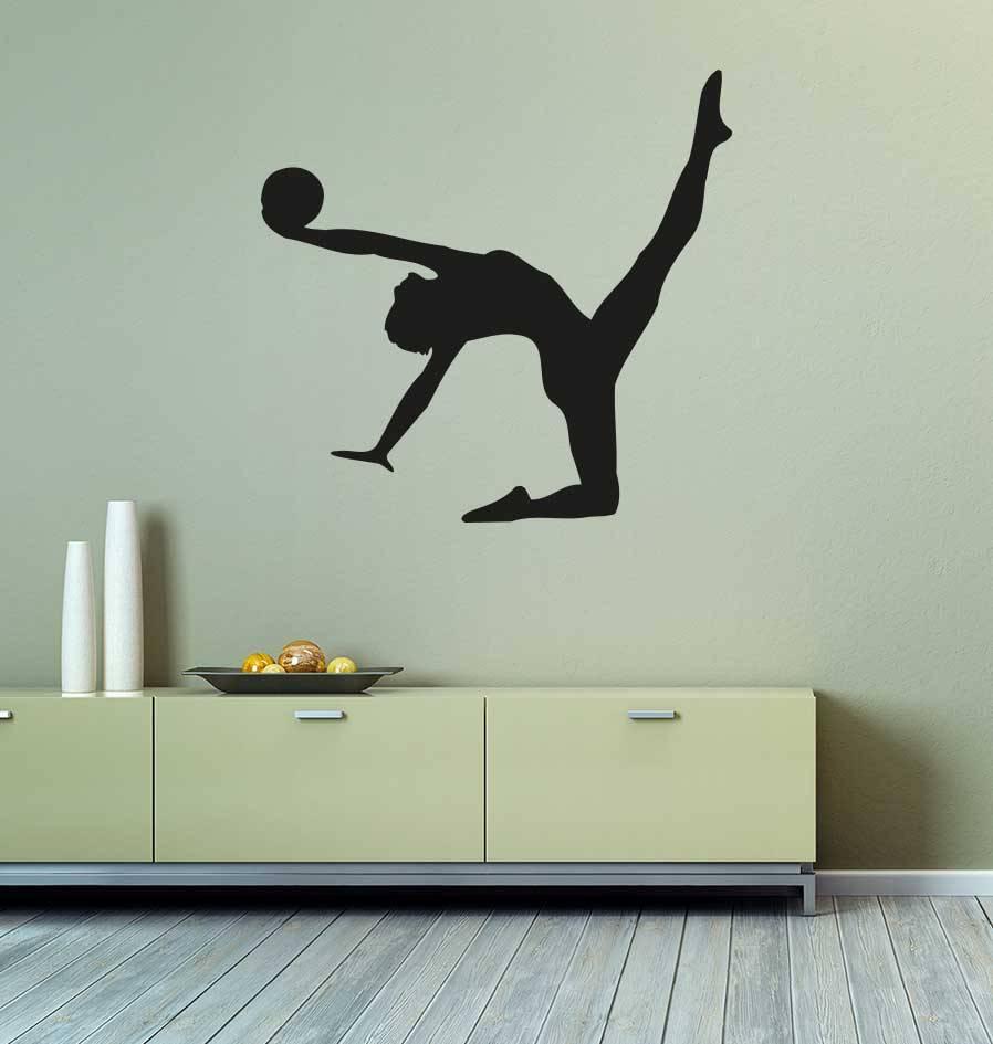 Vinilo decorativo: El ballet 3
