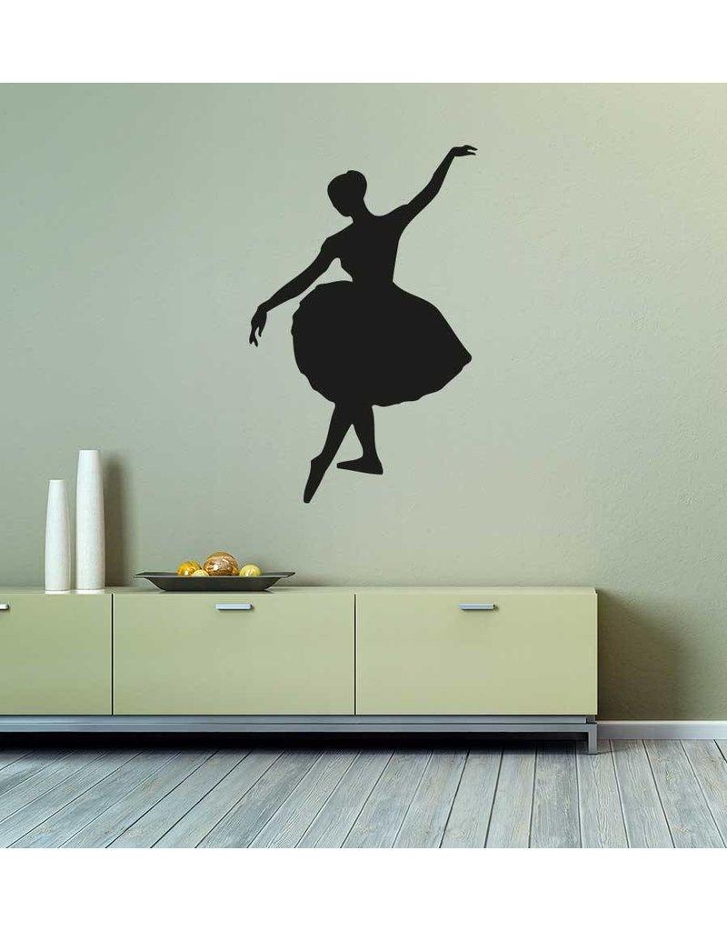 Vinilo decorativo: El ballet 4