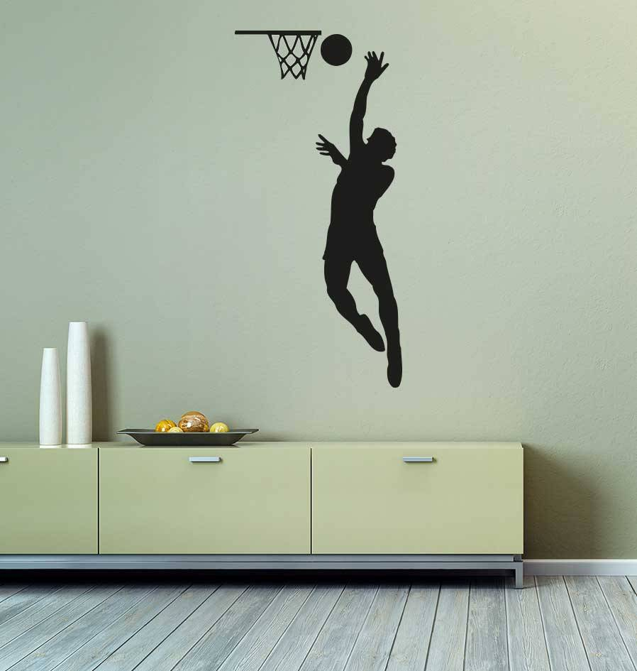 Basketball Cut Vinyl
