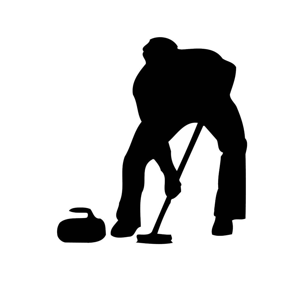 Curling Snijvinyl