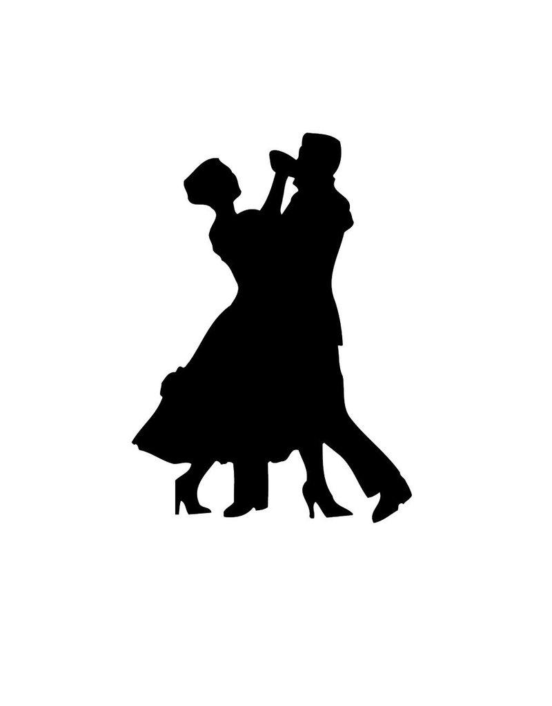 Tanz Folienschnitt