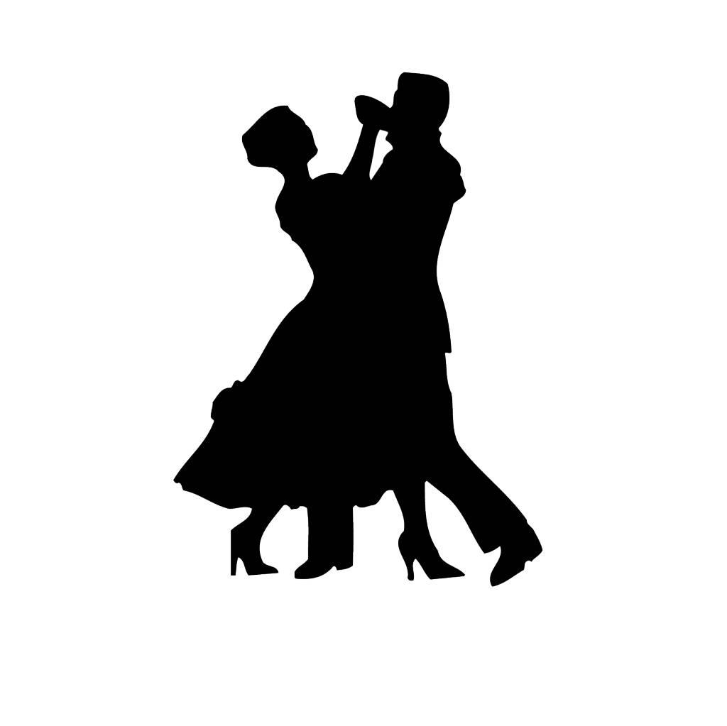 Vinilo decorativo: Baile