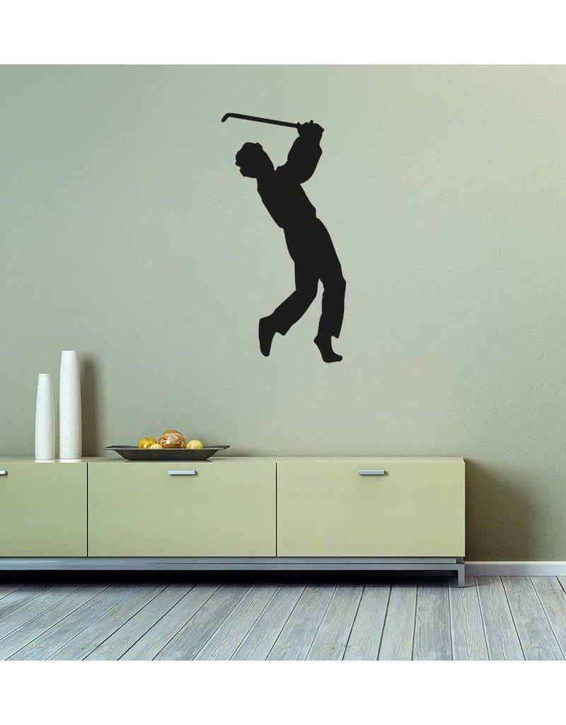 Vinilo decorativo: Golf 3