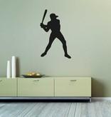 Vinilo decorativo: Béisbol
