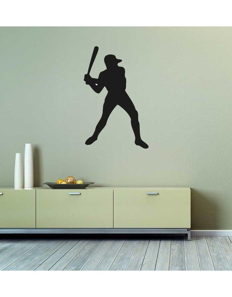 Baseball Folienschnitt