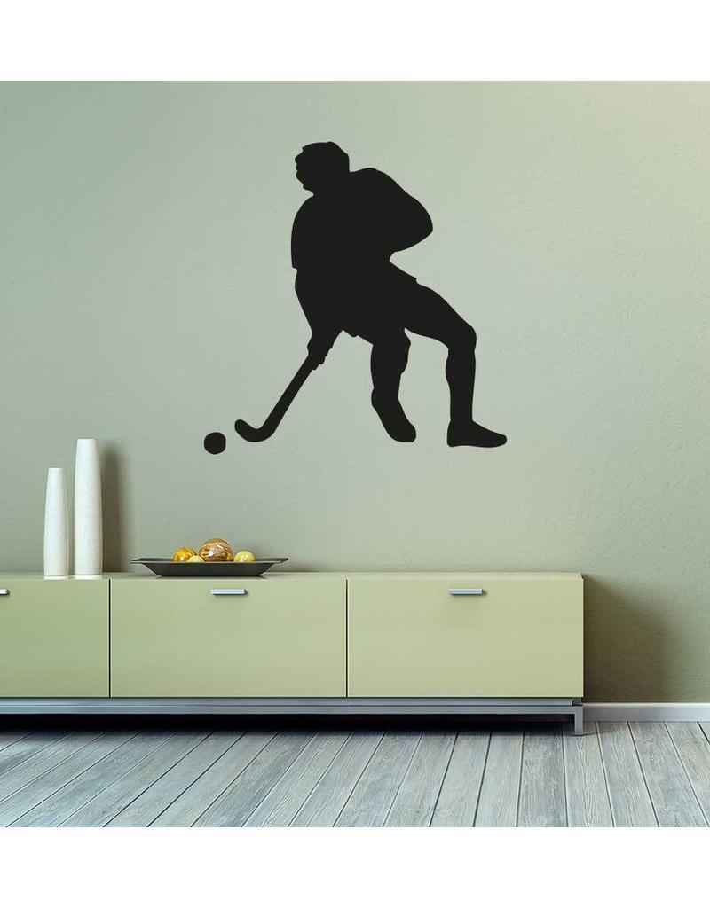 Hockey Cut Vinyl