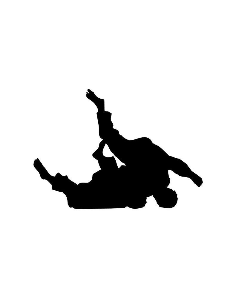 Judo Folienschnitt