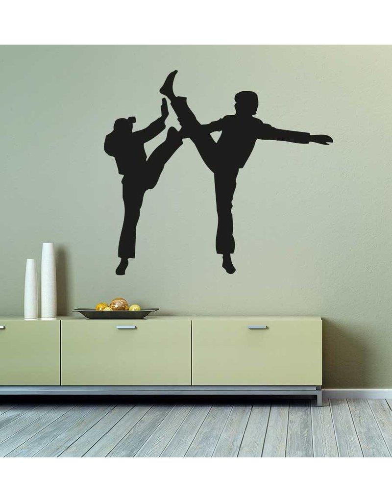 Karate Snijvinyl