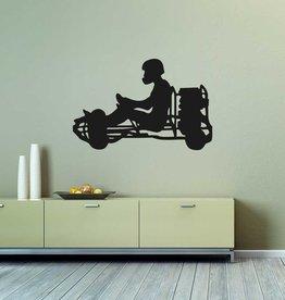 Kart découpe de vinyle