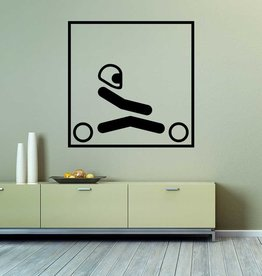 Karting découpe de vinyle