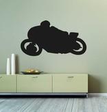 Motor bike Cut Vinyl