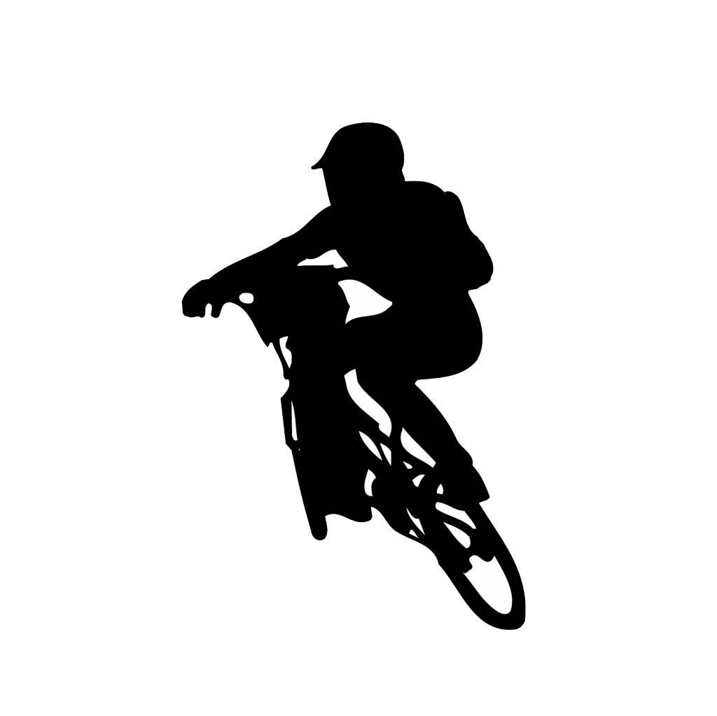 Motor bike 5 Cut Vinyl