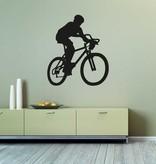 Mountainbike Snijvinyl