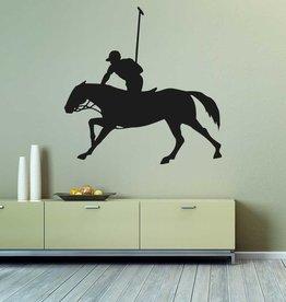 2 cheval de coupe de vinyle