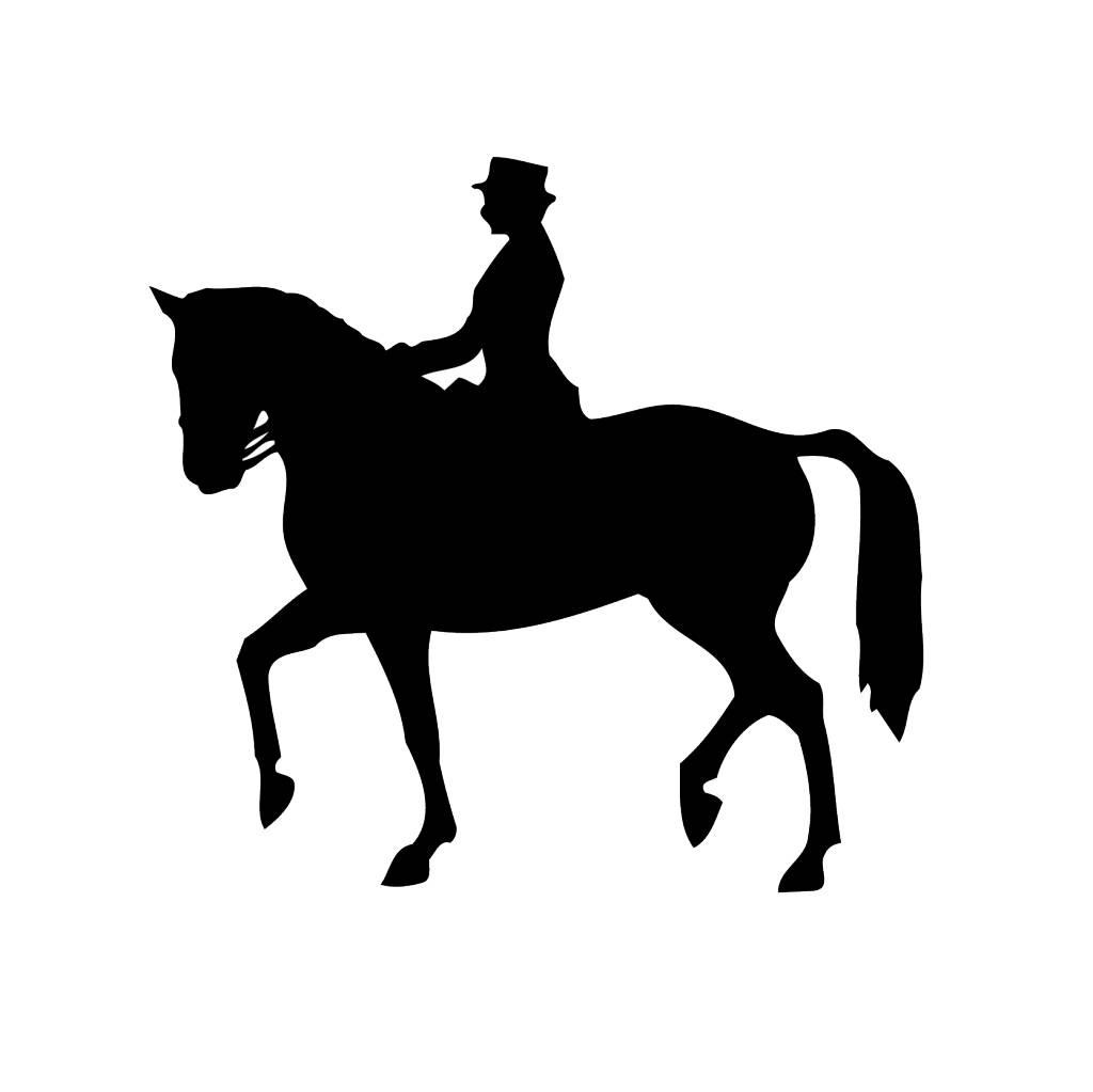 Pferd4 Folienschnitt