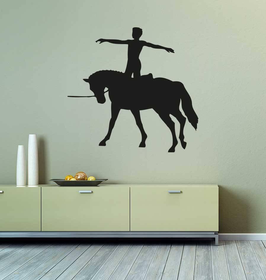 Paard5 Snijvinyl