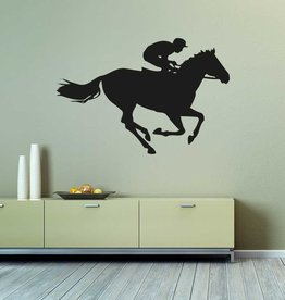 6 cheval de coupe de vinyle