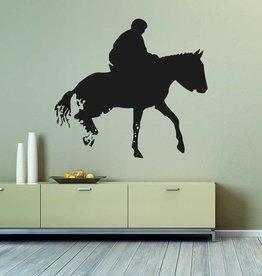 7 cheval de coupe de vinyle