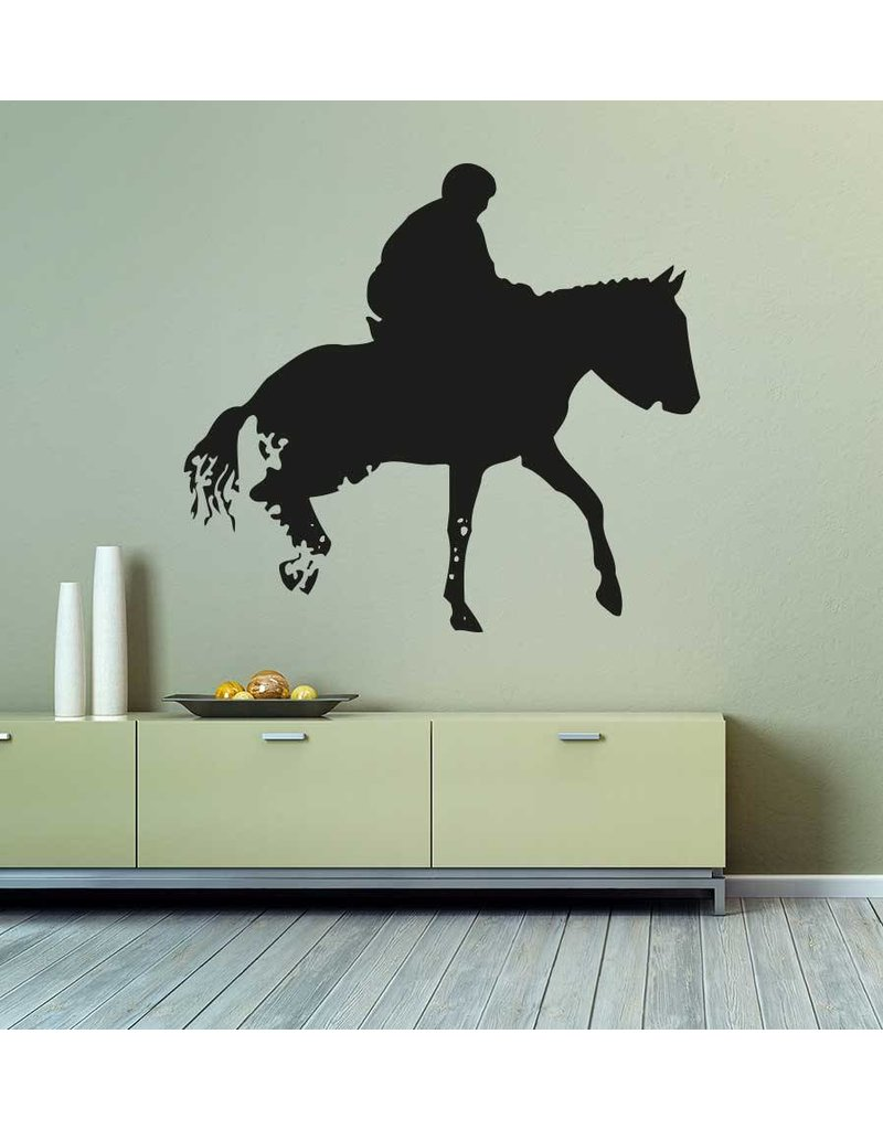 Paard7 Snijvinyl