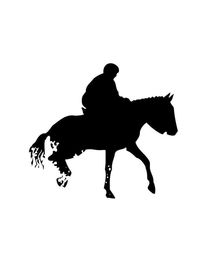 Pferd7 Folienschnitt