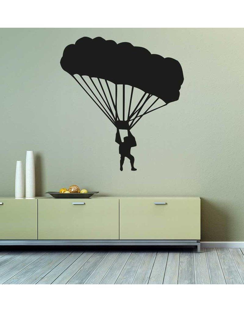 Parachute jumping Cut Vinyl