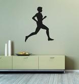Running Cut Vinyl