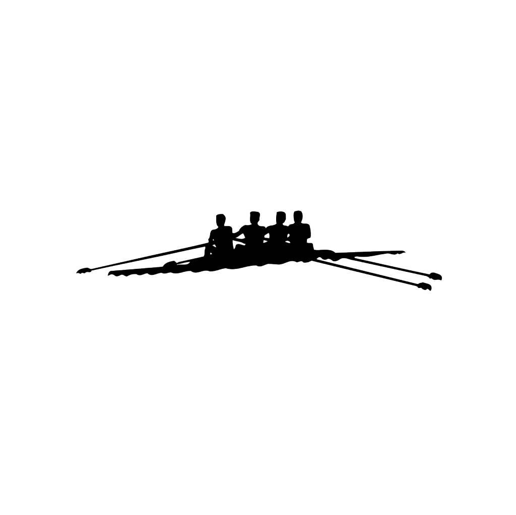 Rowing 2 Cut Vinyl