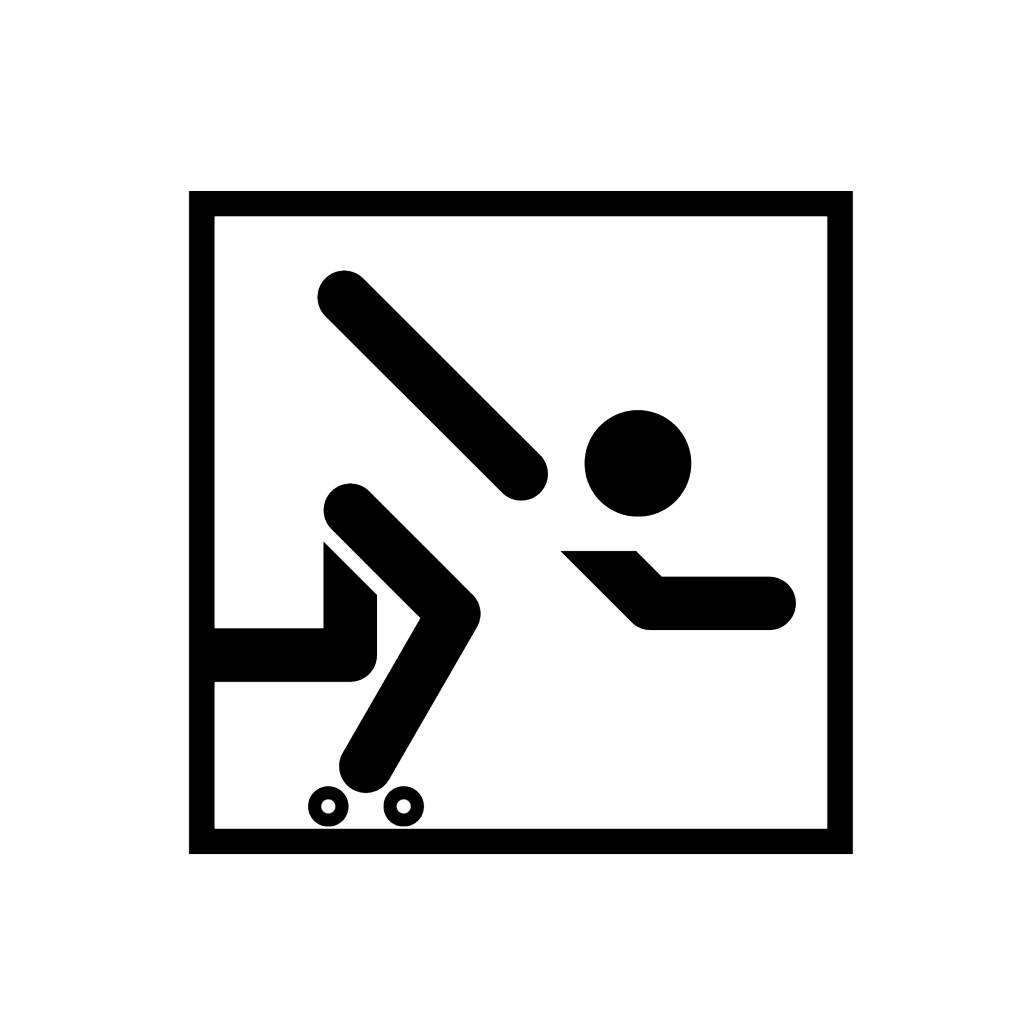 Skating Cut Vinyl