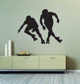 Skate Decoupe du Vinyle