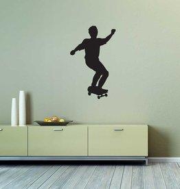 Skateboard Folienschnitt