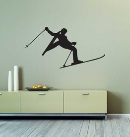 Skilift Folienschnitt