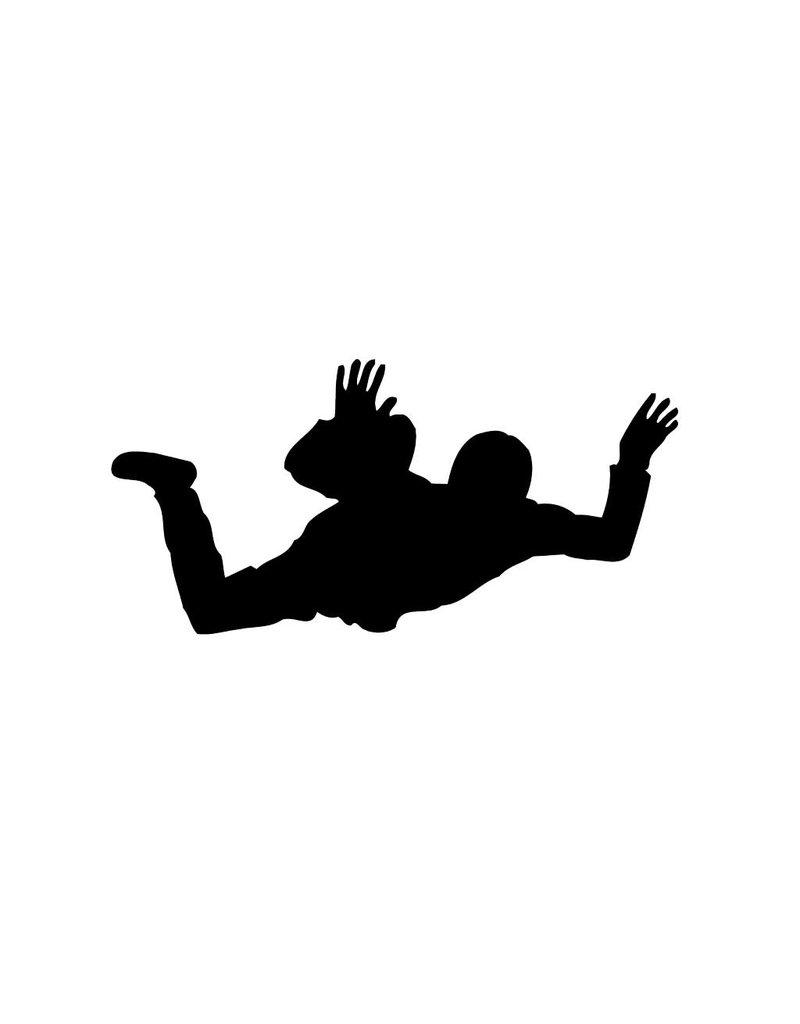 Skydiven Snijvinyl