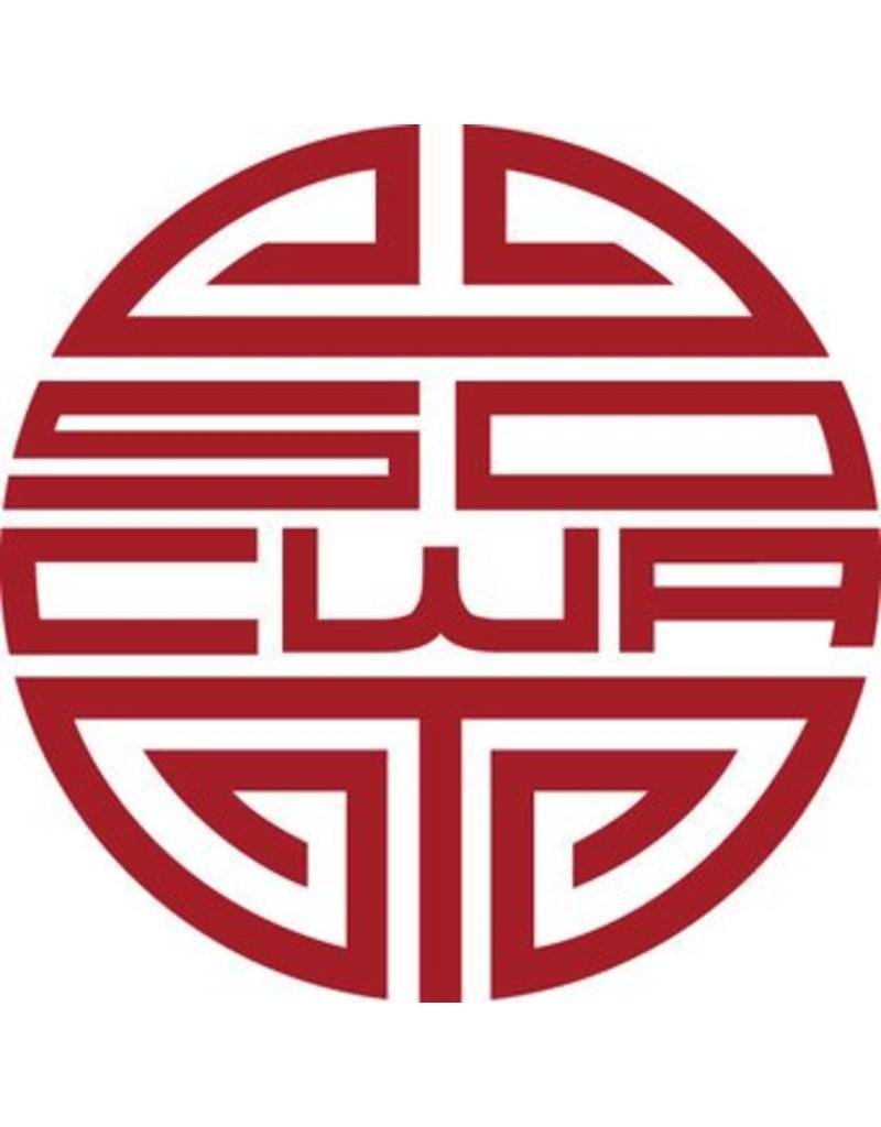 Pegatina señal chino 1