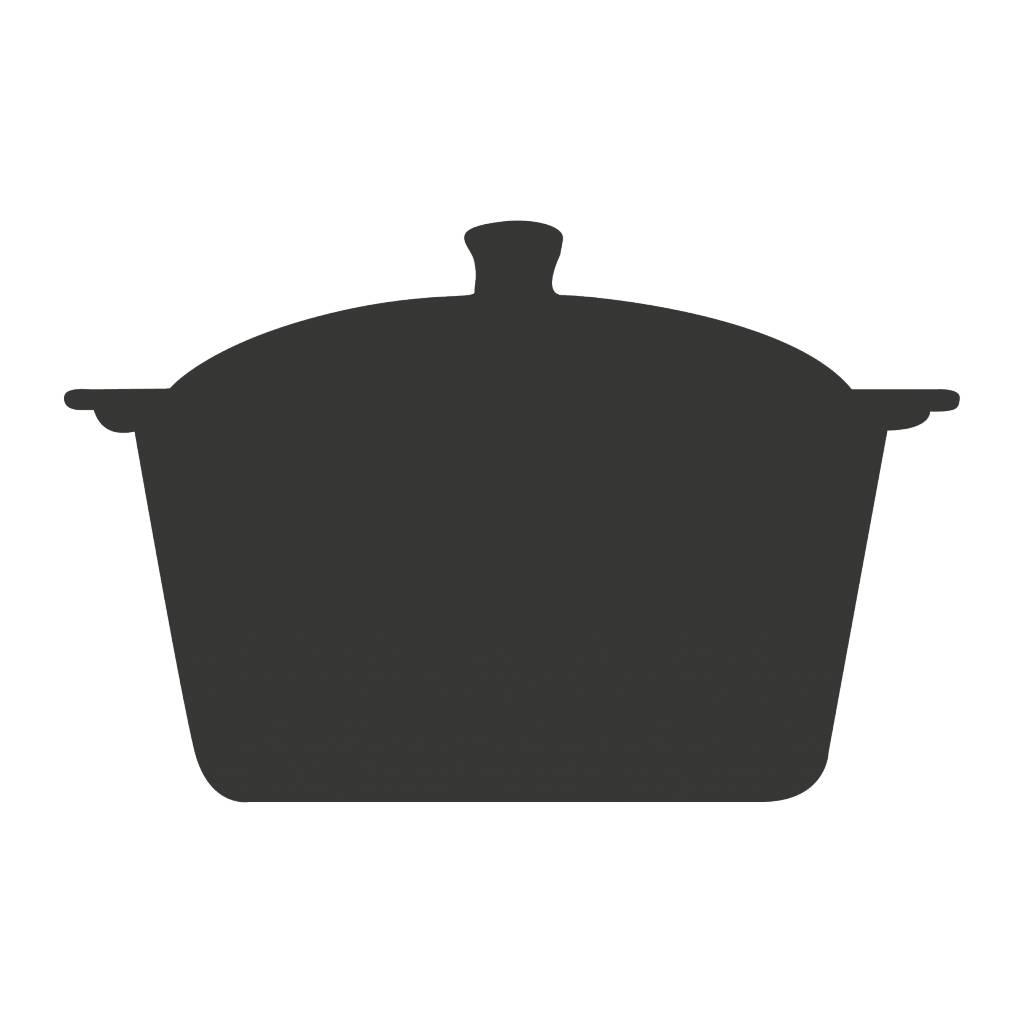 Autocollant tableau noir Cuisine Sauteuse