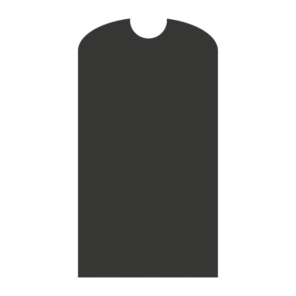 Black board Boards 3 Sticker