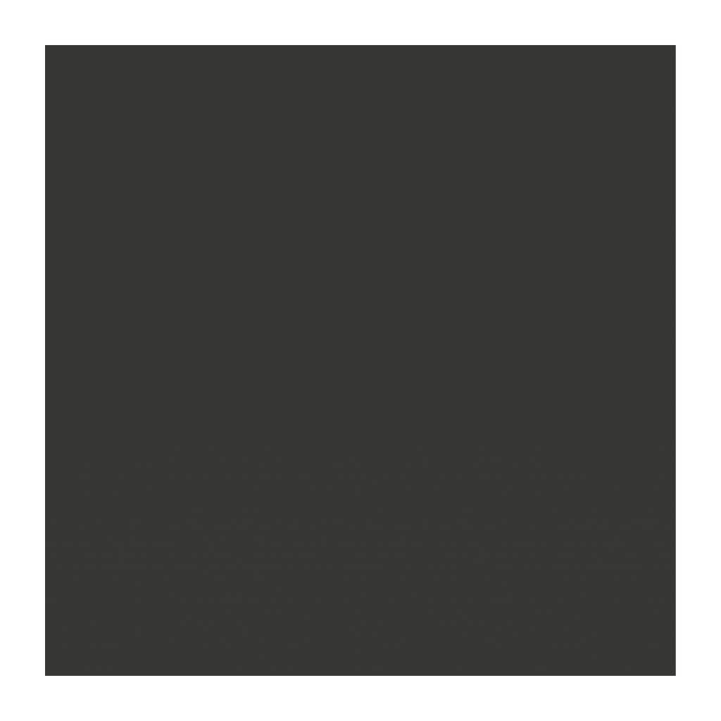 Autocollant tableau noir Figures Carré