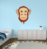 children's room Sticker - Monkey