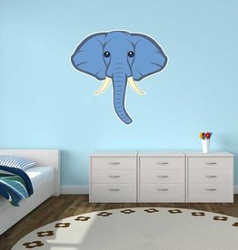 Kinderkamer Sticker - Olifant