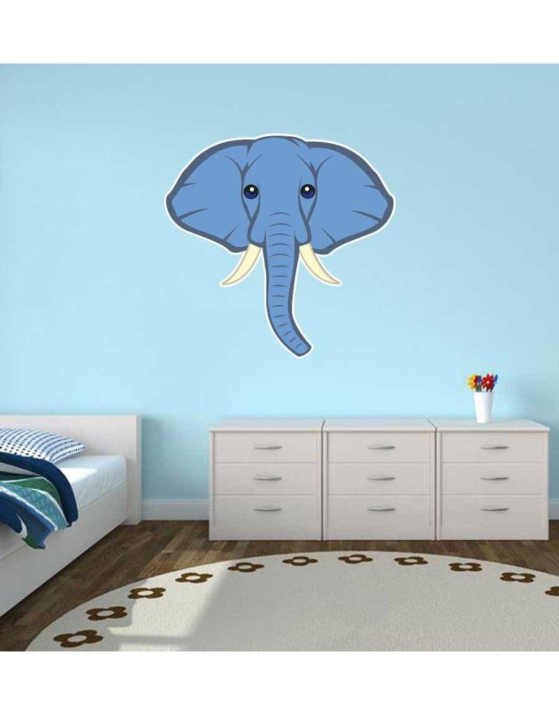 Kinderzimmer Sticker - Elefant