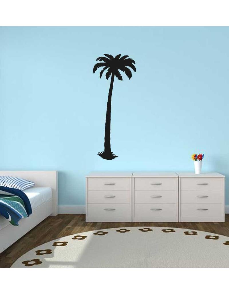 Pegatina palmera
