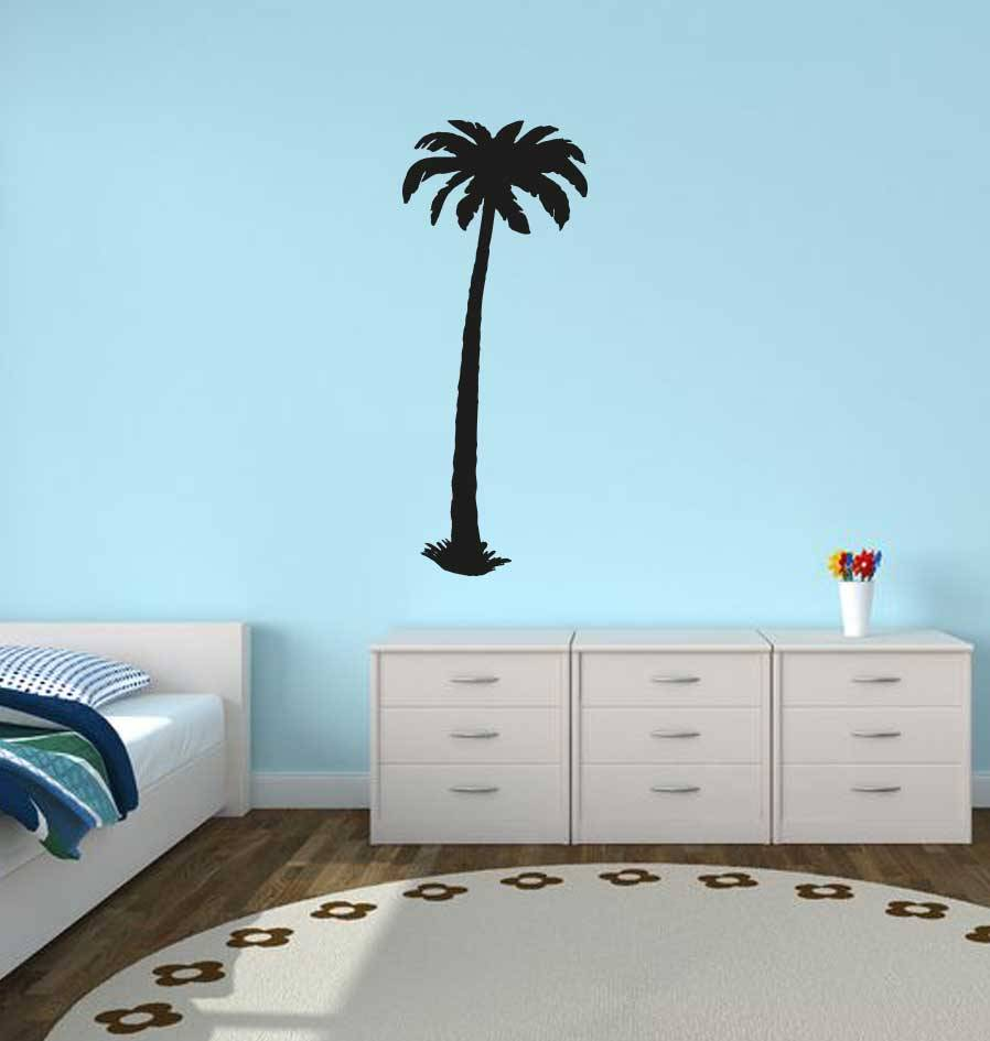 Palmboom Sticker