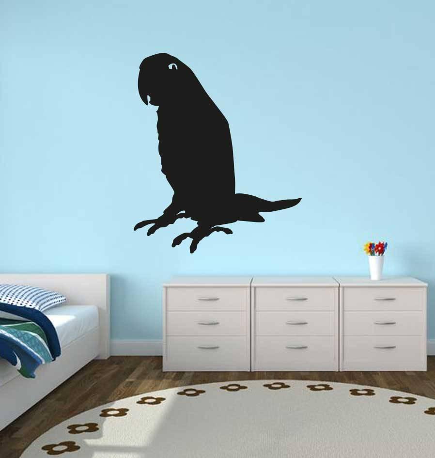 Papageien Aufkleber