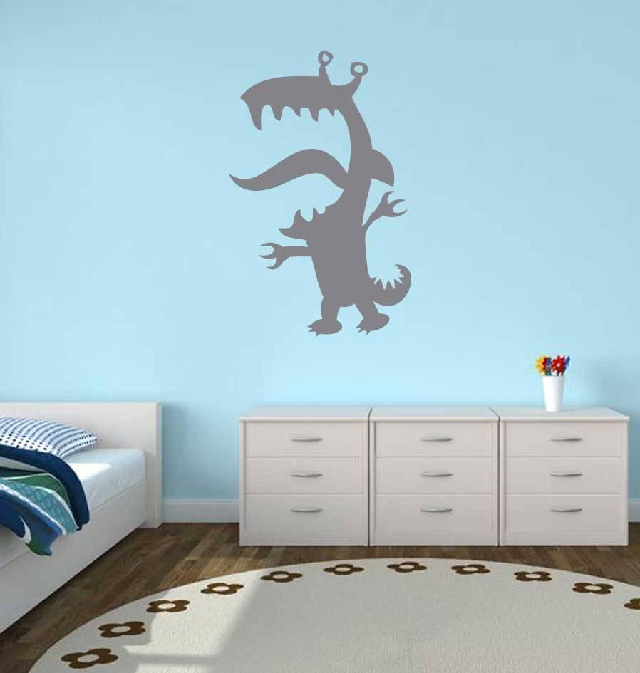 Monster Sticker 3