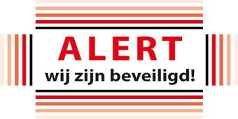 Alert Sticker