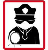 Autocollant de surveillance
