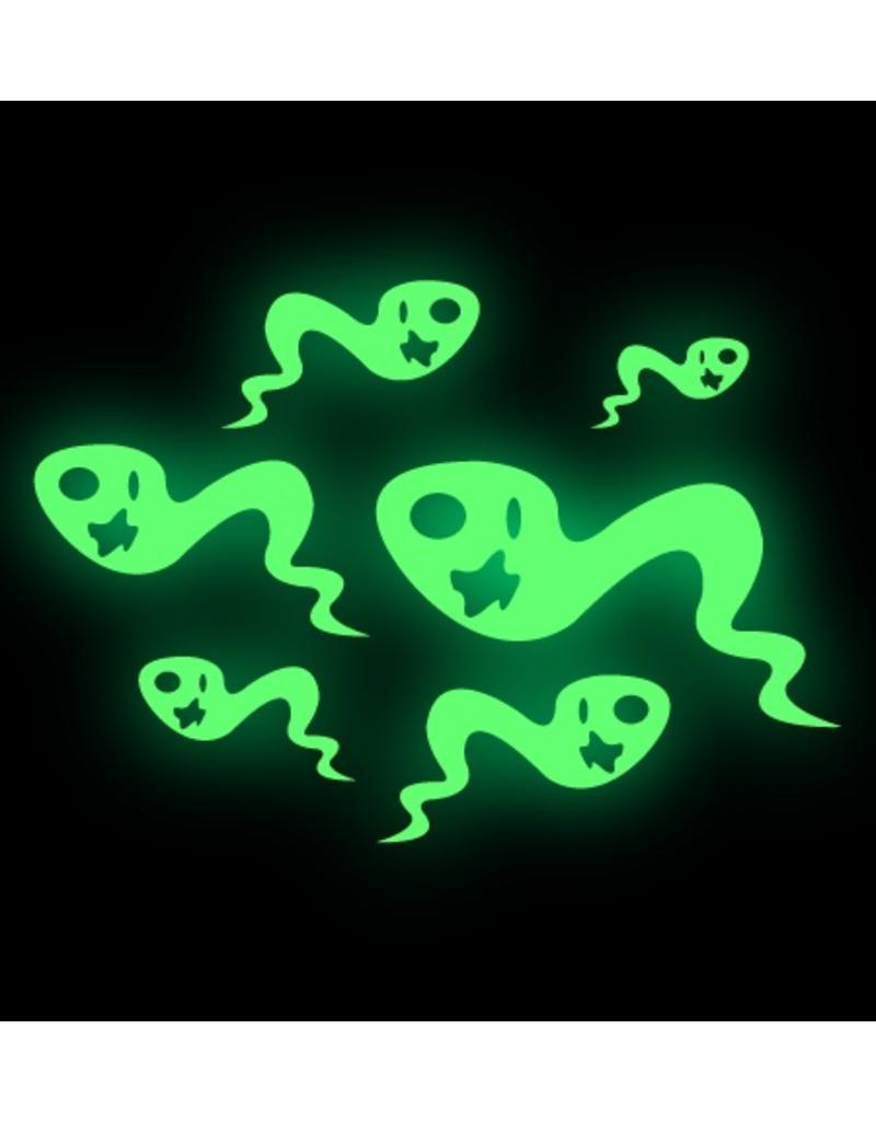 Geister Stickers