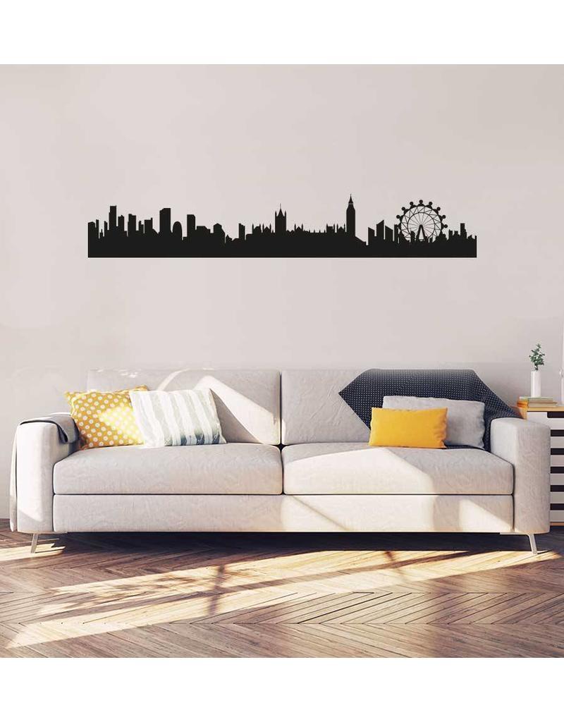 Skyline London Sticker